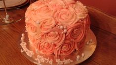 Bridal Shower in Pink Bridal Shower, Create, Desserts, Pink, Food, Couple Shower, Meal, Bridal Shower Party, Deserts