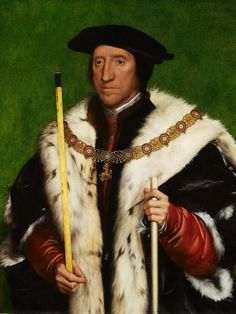 Thomas Howard, Duke of Norfolk. Hans Holbein.