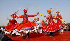 Rajasthan Folk Dances!