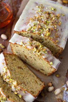 Pistachio Pound Cake | lifemadesimplebakes.com