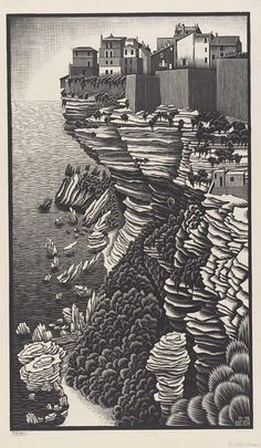 BBC Arts - BBC Arts - Enigmatic Escher: Early works by the artist like no other