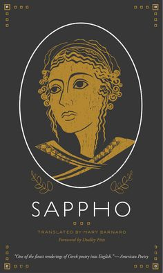 Sappho: A New Translation by Mary Barnard