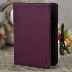 The Book Jacket smart cover for ipad mini gives your iPad mini complete protection and converts into a stand with two viewing angles and one working angle for comfortable typing.