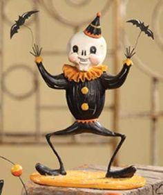 Batty Skeleton by Bethany Lowe Designs