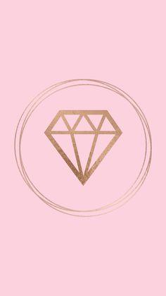 Diamond Diamond Wallpaper, Flower Phone Wallpaper, Iphone Wallpaper, Instagram Logo, Instagram Feed, Moda Instagram, Instagram White, Instagram Makeup, Free Instagram