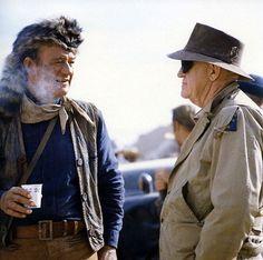 John Wayne's Alamo Movie Set | John Wayne and John Ford, two of the most famous collaborators in film ...