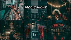 Best Photography Logo, Photography Basics, City Photography, Lightroom Gratis, Best Free Lightroom Presets, Photoshop Course, Night Pictures, Lightroom Tutorial, Night City