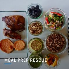 Meal Prep Rescue: 4 Simple Steps and 10 Ingredient Staples | MyFitnessPal