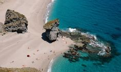 Playa de los Muertos, Cabo de Gata-Níjar ( #Almería)