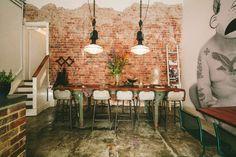 Blog Casa Bellissimo blog de Arquitetura Decoração Design Interiores Lifestyle Urbanismo Paredes de tijolos decoração de bares e restaurantes decoração retro vintage (23)
