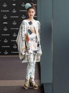 Galeria de Fotos Fora da caixa: o street style superoriginal da semana de moda de Tóquio // Foto 23 // Notícias // FFW