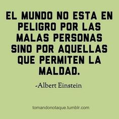 Frase de -Albert Einstein
