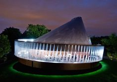 Serpentine Gallery Pavilion by Snohetta-11