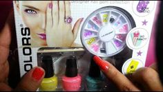 Nail art Haul - nail art polish walmart  Nail Polish
