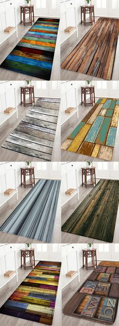 Brilliant and Easy DIY Rug Ideas on a Budget Wood Bath, Bathroom Rug Sets, Bath Rugs, Home Projects, Rustic Decor, Home Remodeling, My House, Diy Home Decor, New Homes