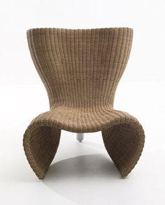 Wicker chair - Marc Newson Ltd