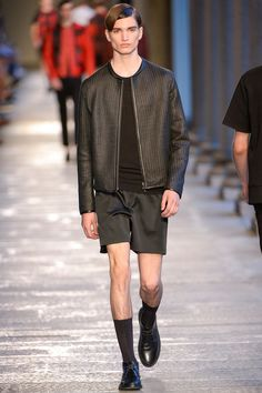 Neil Barrett   Spring 2014 Menswear Collection   Style.com