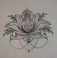 My tattoo design for upper back