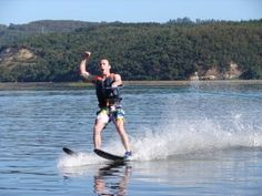 Wake boarding and skiing in knysna Knysna, Wakeboarding, Skiing, Activities, Sports, Ski, Hs Sports, Excercise, Sport