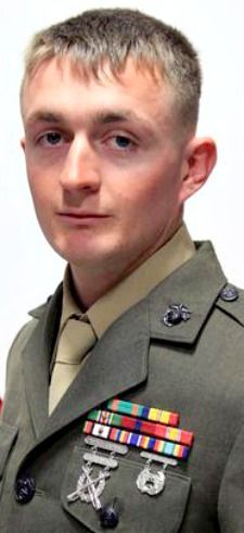 Marine Cpl. David M. Sonka., 23, of Parker, Colorado. Died May 4, 2013, serving during Operation Enduring Freedom. Assigned to 2nd Marine Special Operations Battalion, Camp Lejeune, North Carolinao. Died while conducting combat operations in Farah Province, Afghanistan.