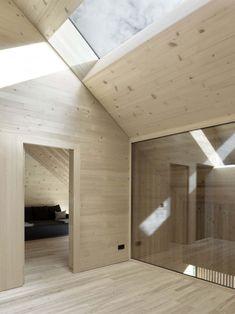 Maison Secondaire En Autriche Par Innauer Matt Architekten