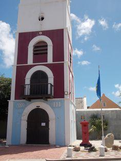 Fort Zoutman & Willem III Tower - Oranjestad, Aruba