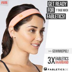 Wir verlosen 3 Haarbänder! Mitmachen könnt ihr auf FB, Instagram & Twitter, indem ihr einen Kommentar hinterlasst! :)