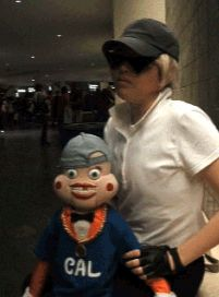 AAAAND NOW IS THE TIME WHEN I FLIP MY SHIT AND NOPE THE FUCK OUT CAUSE OMF THERE IS A REAL CAL PUPPET AND IT MOVES AND EVERYTHING NOPENOPENOPENOPENOPENOPENOPE