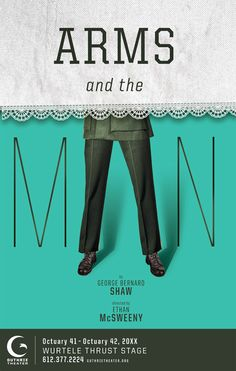Arms and the Man | Jeff Rogers