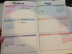 future-log kalender