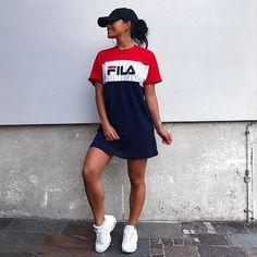 Pin di Monica Flesia su Fila ❤️ | Scarpe, Vestiti, Outfit