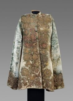 Mente (overcoat) - from the wardrobe of László Esterházy? ca. 1640
