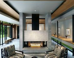 Cool Fireplaces. | Frog Hill Designs Blog