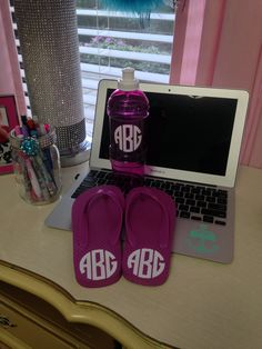 Personalized Monogrammed Water Bottle
