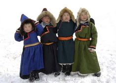 Mongolian Traditional Clothing Men's Shepard | 蒙古族男装多为蓝、棕色,女装喜欢用红、粉、绿 ...