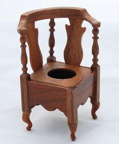 Richard Simms, IGMA Artisan - English, circa 1740, Queen Anne commode chair