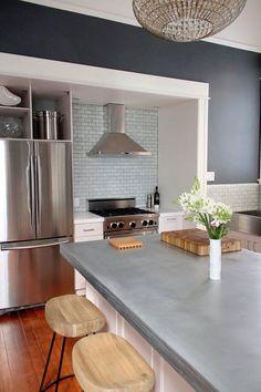 A Calm and Serene San Francisco Kitchen Kitchen Spotlight   The Kitchn