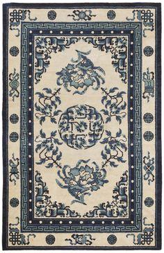 Antique Chinese Rug 46742 Main Image - By Nazmiyal