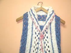 Resultado de imagen para sweater una pieza dos agujas