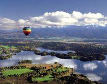 Bayern von seiner schönsten Seite (Bavaria/Germany, wonderful country): Murnau - Das Blaue Land am Staffelsee