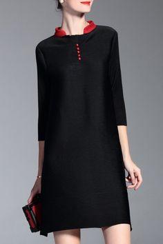 Dresses For Women - Shop Designer Dresses Online Fashion Sale Simple Dresses, Casual Dresses, Fashion Dresses, Mini Dresses, Elegant Outfit, Chic Outfits, Designer Dresses, Clothes For Women, Independent Clothing