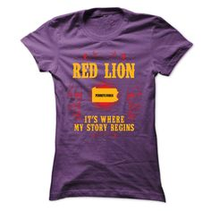 (Deal of Summer) Red Lion Its where story begin Discount Codes Hoodies, Tee Shirts