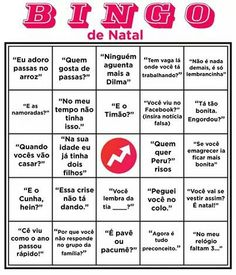 Bingo natal