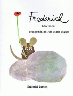 Frederick by Leo Lionni 9781930332812 Frederick Leo Lionni, Music Games, Bedtime Stories, Nursery Rhymes, Paperback Books, Book Worms, Storytelling, Childrens Books, Place Card Holders