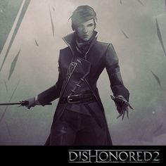 Dishonored 2 - Various Characters from Monologues Sequences, Nicolas Petrimaux on ArtStation at https://www.artstation.com/artwork/APd2y