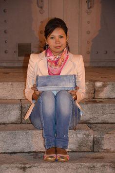 Original Clutch made by me....Barcelona de Noche ....http://www.makeyourownfashion.com/2013/09/original-clutch-made-by-mebarcelona-de.html