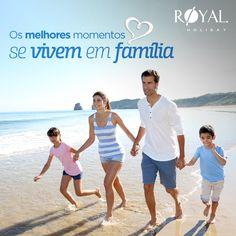Vacations For Life! #viagem #royalholiday #familia