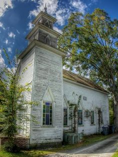 ideas about Old Country Churches Abandoned Churches, Old Churches, Abandoned Places, Old Country Churches, Church Pictures, Take Me To Church, Cathedral Church, Church Building, Church Architecture