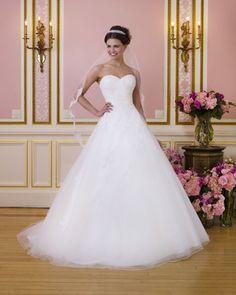 Fairytale Wedding Dresses it's so white cx