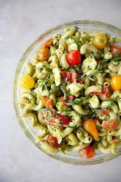 Gluten-Free Pesto Ca